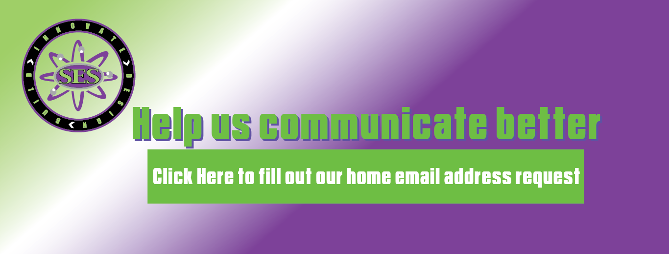 Home email request banner