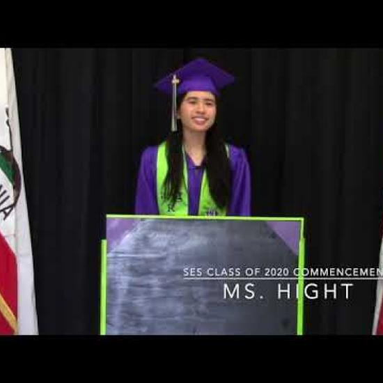 High School Commencement and 8th Grade Promotion Videos